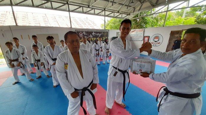 Dandim 0103 Aceh Utara dan Kabag Umum Lhokseumawe Terima DAN II Kehormatan KKI Nasional