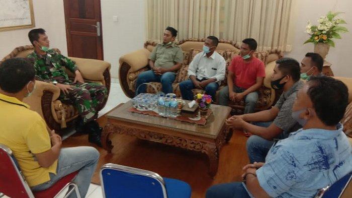 Selain Temui Dandim, Enam Mantan Napiter Minta di Pertemukan Dengan Wali Kota dan Bupati Aceh Utara