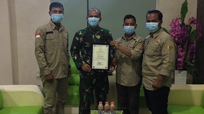 LSM Kita Peduli Terima Penghargaan dari TNI, Inisiasi Gerakan Tanam Jutaan Pohon
