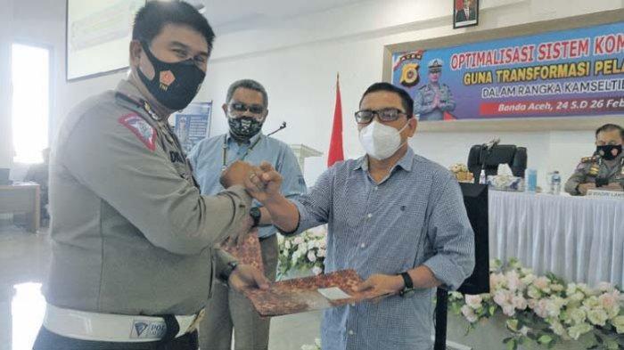 Seluruh Kanit Polda Aceh Dilatih Komunikasi