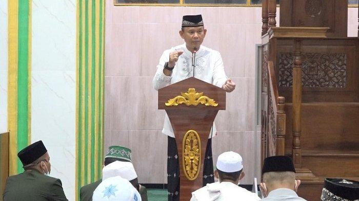 Danrem Lilawangsa Kupas Manfaat Berpuasa, Ajak Prajurit Jaga Imun Tubuh Selama Ramadhan