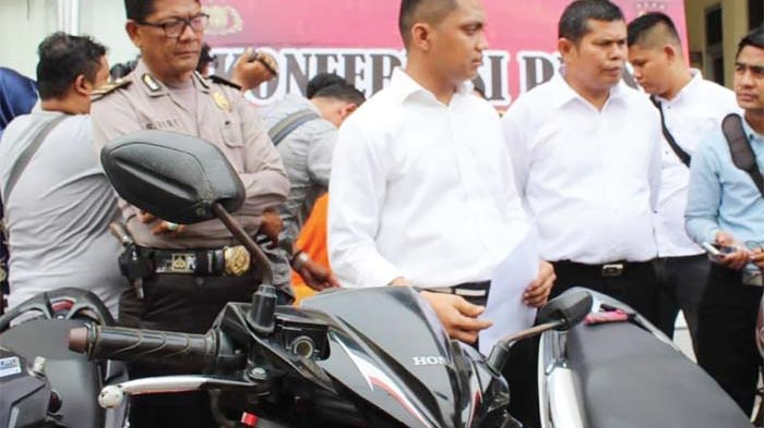 Polisi Ringkus Debt Collector Bodong