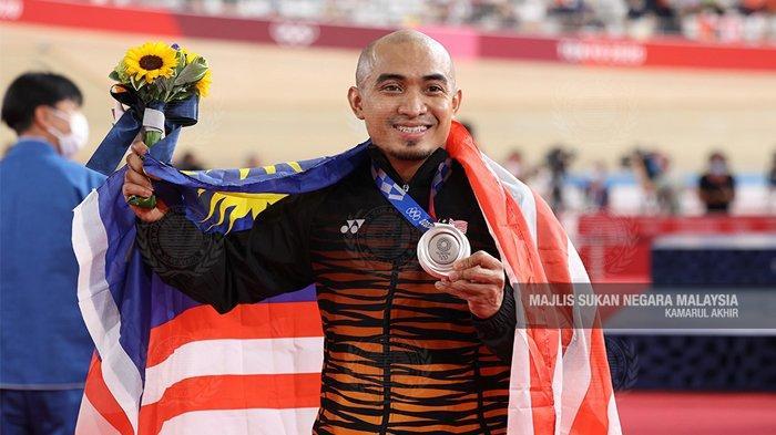 Kisah Teladan Atlet Malaysia di Olimpiade Tokyo, Jijoe Khatam Quran Dua Hari Sebelum Raih Medali