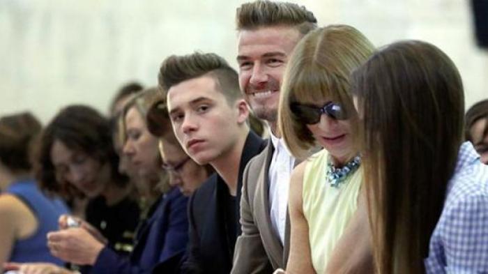 Beri Ucapan Lebaran Berbahasa Indonesia, David Beckham:Selamat Idul Fitri Mohon Maaf Lahir & Batin