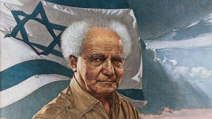 David Ben Gurion, Sosok Pendiri Negara Israel yang Menyerukan Orang Yahudi Bermigrasi ke Palestina