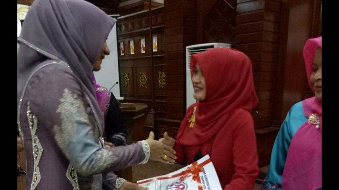 Daerah Tertinggal Ini Jadi Desa Binaan Kerajinan Terbaik se-Aceh