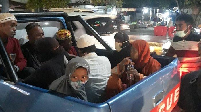 Petugas Tertibkan 8 Gepeng di Banda Aceh, Ini Pengharapan Dinas Sosial Kepada Masyarakat