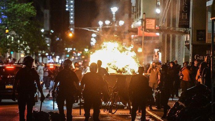 Ikut Berdemo, Anak Perempuan Wali Kota New York Sempat Ditangkap Polisi