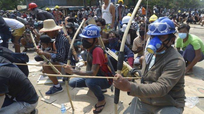 PBB Peringatkan Myanmar, Tindakan Keras Militer Akan Memicu Kemiskinan Setengah Penduduk
