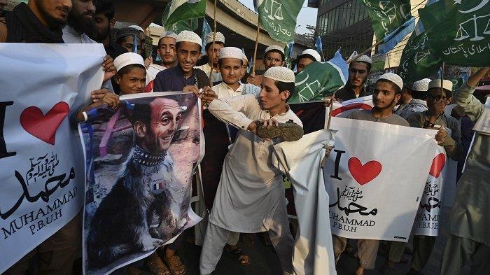 PM Pakistan Serukan Pemimpin Muslim Lawan Islamofobia, Prancis Bersikukuh Atas Hak Ejek Agama Islam