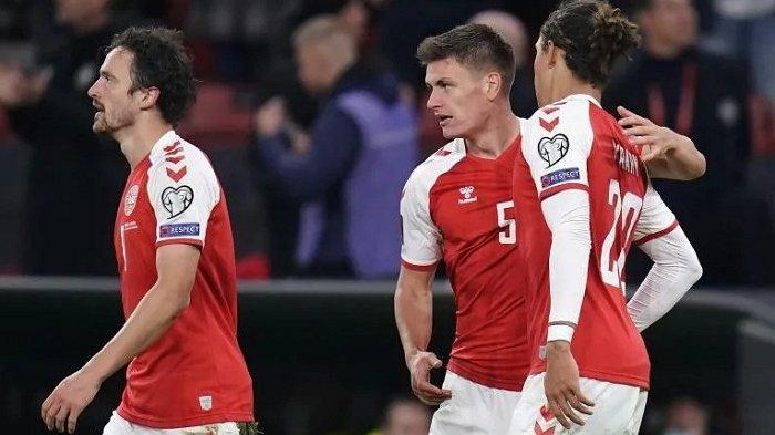 Denmark Menjadi Negara Ketiga Uni Eropa Lolos ke Piala Dunia Qatar 2022