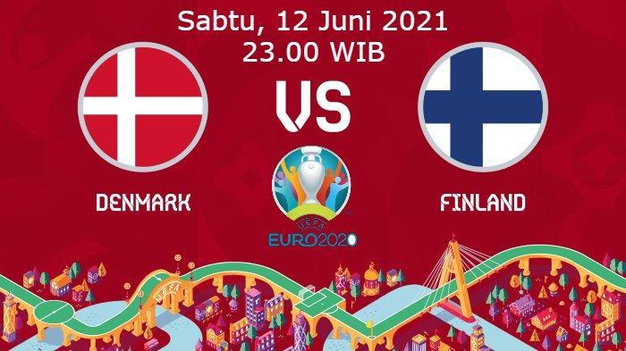 Live Streaming Denmark vs Finlandia Euro 2020 - Ngotot Ingin Menang, Kedua Pelatih Bicara Soal Ini