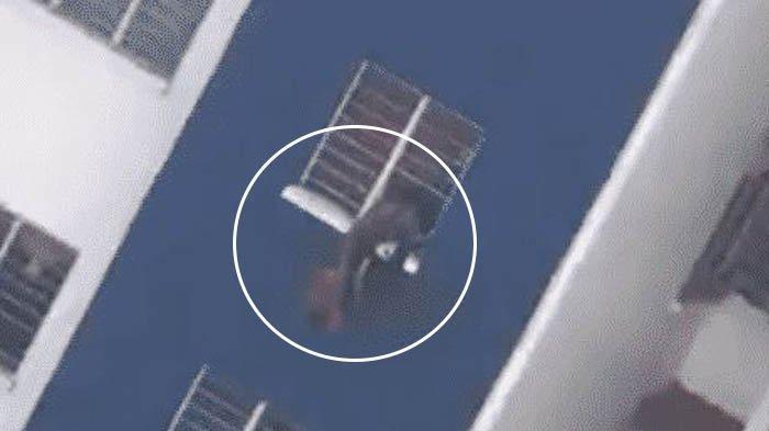 Depresi belum Dapat Pekerjaan, Pemuda Coba Lompat dari Lantai 11