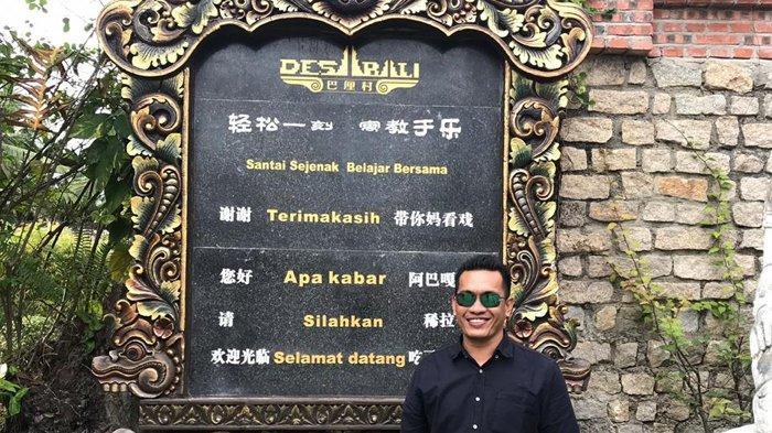 Desa Bali di Hainan China, Bukti Soekarno Pernah Eksekusi Usaha Tionghoa