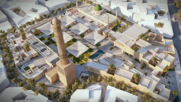 Arsitek Mesir Berhasil Memenangkan Kejuaraan Internasional Desain Kota Mosul Irak