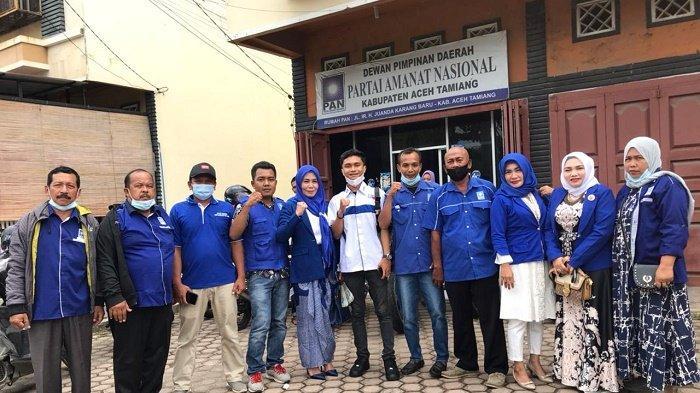 Desi Amelia Ditetapkan Sebagai Ketua DPD PAN Aceh Tamiang