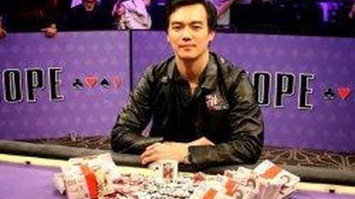 Raja Judi Asal Indonesia Menang Rp28 Miliiar, Uangnya untuk Pengobatan Gratis, Jadi Ikon Poker Dunia