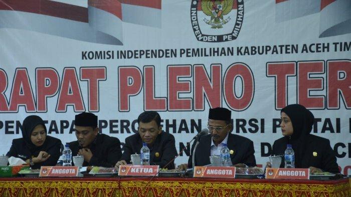 Ini Nama-nama 40 Anggota DPRK Aceh Timur, Partai Aceh Raih Kursi Terbanyak