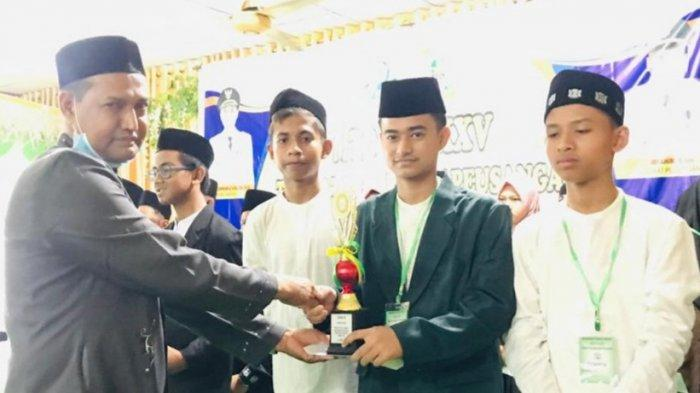 MTQ ke-35 Peusangan Berakhir, Mukim Simpang Empat Peringkat Satu