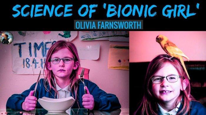 Manusia Langka Olivia Farnsworth Dijuluki Bionic Girl, Punya Kemampuan tak Rasakan Sakit dan Lelah