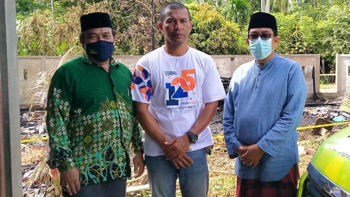 Muhammadiyah Aceh Bantu Korban Kebakaran di Lhoknga