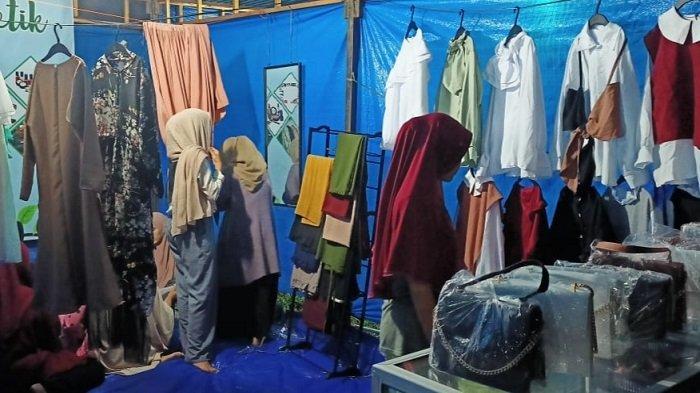 Butuh Baju Lebaran, Datanglah ke Ramadhan Fair di Arena MTR ke-20 di Lapangan Meriam Sipoli