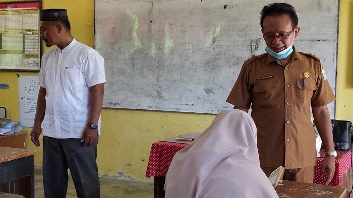 Isi Kegiatan di Masa Pandemi, Pelajar di Tamiang Ikuti Dinul Islam