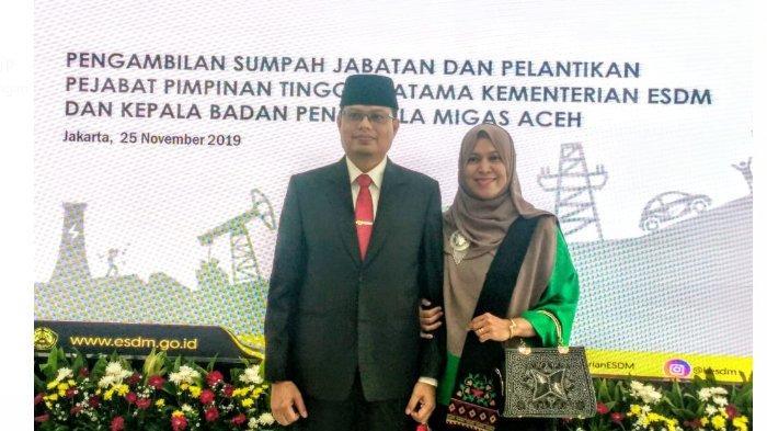 Nova Iriansyah, BPMA Jembatan Kekhususan Aceh Bidang Migas