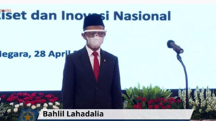 Dilantik Jokowi, Segini Harta Kekayaan Bahlil Lahadalia, Menteri Investasi Merangkap Kepala BKPM
