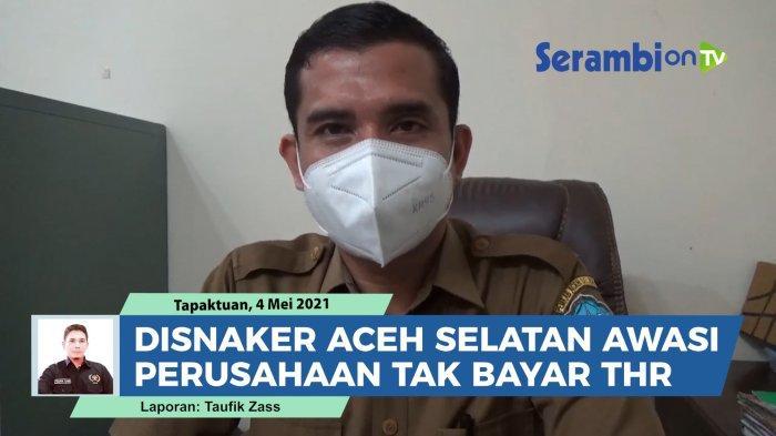 DJPb Aceh Selesaikan Pencairan THR 639 Instansi
