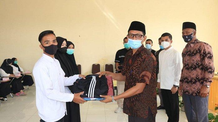 Dinas Transmigrasi dan Tenagakerja Aceh Selatan Adakan Pelatihan Berbasis Kompetensi