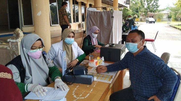 Realisasi Vaksinasi Covid-19 di Aceh Singkil Baru 27,7 Persen, Ini yang Dilakukan Dinas Kesehatan