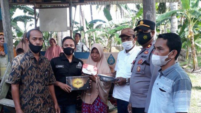 Rumah Terbakar di Jangka, Kakek Abdussalam dan Nek Habibah Menginap di Rumah Anaknya