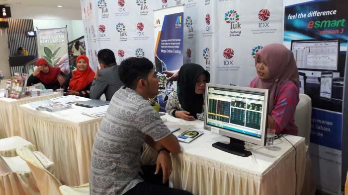 BEI: Pembeli Saham di Aceh Meningkat