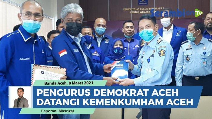 Pengurus Demokrat Aceh Nyatakan Setia ke AHY
