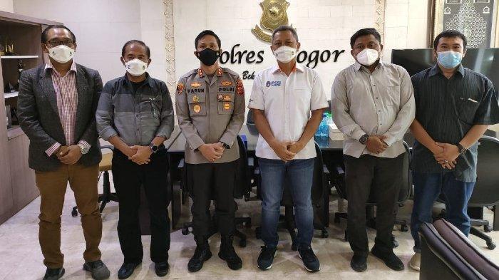 Jelang Liga 1, Direksi PT LIB Sambangi Polres Metro Jakarta Pusat dan Polres Bogor, Ada Apa?
