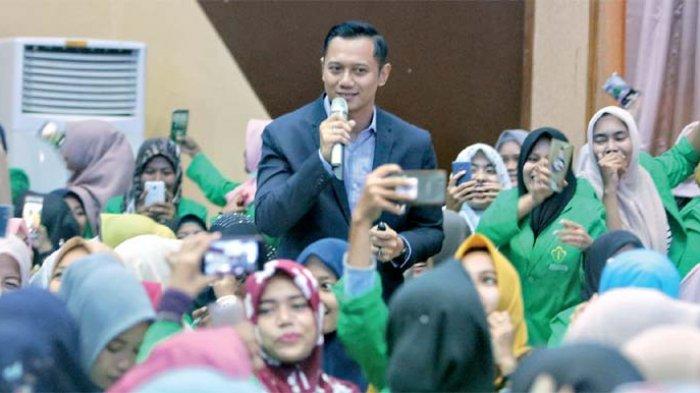 AHY Ajak Manfaatkan Momentum Ramadhan Mengingat Kembali Hakikat Hidup