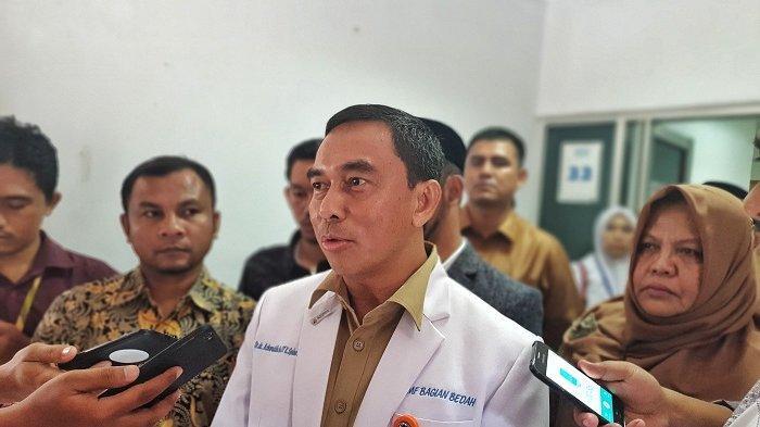 Direktur RSUZA Tegaskan Hasil Swab Pasien EY Asal Aceh Utara Belum Keluar, Ini Penjelasannya