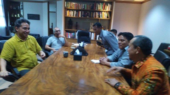 Dirjen Kebudayaan Hilmar Farid Tertarik dengan Ide Festival Musik Tubuh di Gayo Lues