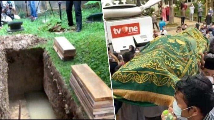 Kesedihan Iringi Pemakaman Jenazah Syekh Ali Jaber, Lantunan La Ilaha Illallah Menggema