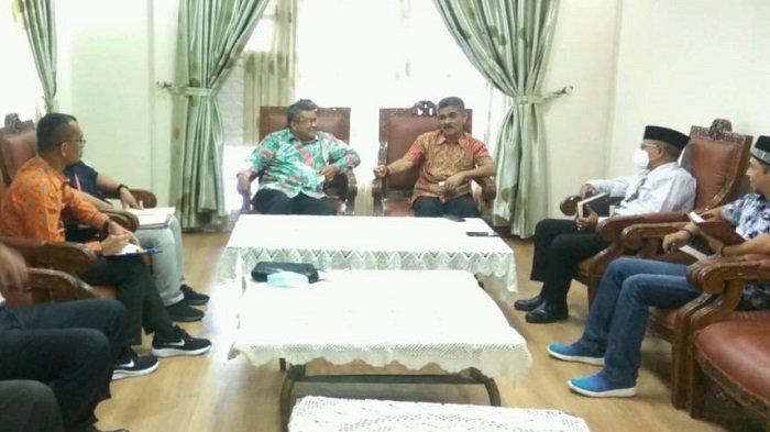 Kepala Ombudsman Aceh Bertemu Bupati Aceh Utara,Ini Yang Mereka Bahas