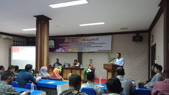 Dinas Pendidikan Aceh Latih 100 Instruktur Guru dari 23 Kabupaten/Kota