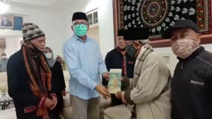 Gubernur Terima Delegasi Ikatan Pelukis Indonesia (IPI) Cabang Aceh, Siap Dukung Seni Rupa Aceh