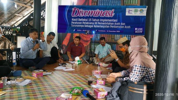 Mewujudkan Kembali Peradaban yang Gemilang Melalui Implementasi Undang-undang Pemerintahan Aceh