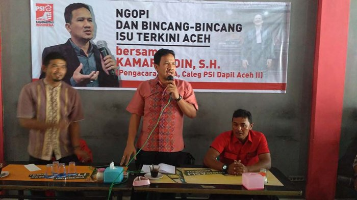 PAKAR Aceh Setuju Ada Kepentingan Politik Pribadi