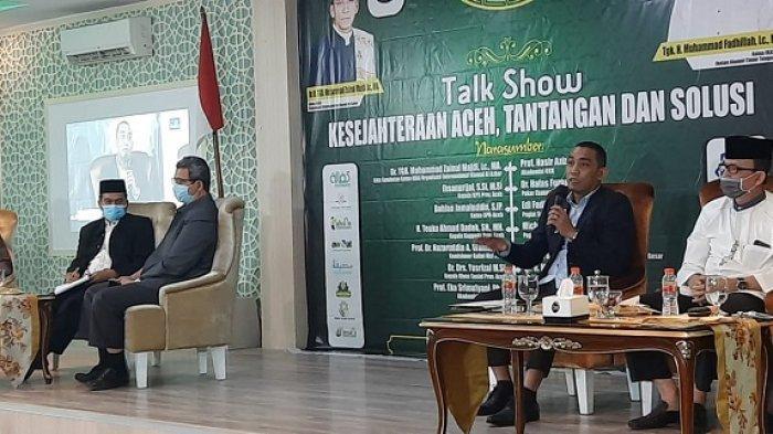 Alumni Timur Tengah Diskusi Bahas Kesejahteraan Aceh, Tawarkan Sejumlah Solusi, TGB Beri Apresiasi