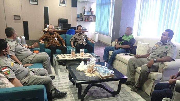 RAPI Aceh dan LPP-TVRI Diskusikan Peluang Kerja Sama Penyebaran Informasi