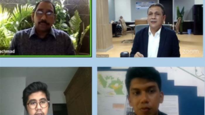 Sikapi Bike Booming, Mahasiswa PWK Unsyiah Gelar Webinar dengan Dishub Aceh