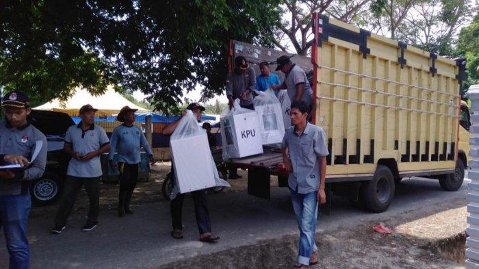 KIP Bireuen: Distribusi Kotak Suara Sudah ke Seluruh Desa dan TPS