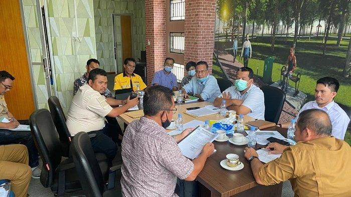 DLH Nagan Raya Panggil 11 PMKS, Evaluasi Pengelolaan Limbah Pabrik
